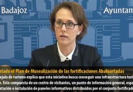 Presentado el Plan de Musealización de las fortificaciones Abaluartadas