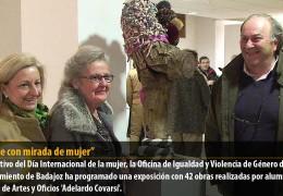 """""""El arte con mirada de mujer"""""""