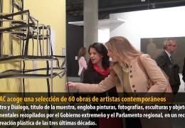 El MEIAC acoge una selección de 60 obras de artistas contemporáneos