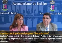 """Jóvenes pacenses participarán en el programa """"Operación Salud"""""""