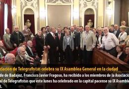 La Asociación de Telegrafistas celebra su IX Asamblea General en la ciudad