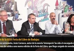 Pregón de la XXXII Feria del Libro de Badajoz