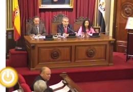 Pleno ordinario de mayo de 2013 del Ayuntamiento de Badajoz