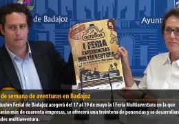 Un fin de semana de aventuras en Badajoz