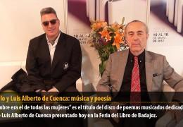 Loquillo y Luis Alberto de Cuenca: música y poesía