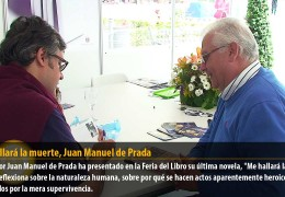 Me hallará la muerte, Juan Manuel de Prada