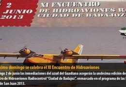 El próximo domingo se celebra el XI Encuentro de Hidroaviones