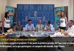 El Tour 'Lord of Jumps' arranca en Badajoz