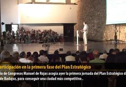 Alta participación en la primera fase del Plan Estratégico