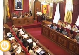 Pleno ordinario de julio de 2013 del Ayuntamiento de Badajoz