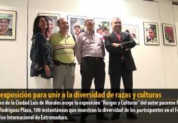 Una exposición para unir a la diversidad de razas y culturas