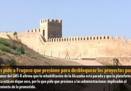 Vegas pide a Fragoso que presione para desbloquear los proyectos parados