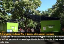 El GMS-R propone trasladar Vive el Verano a los centros escolares