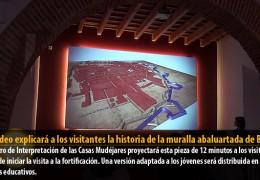 Un vídeo explicará a los visitantes la historia de la muralla abaluartada de Badajoz