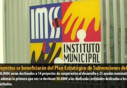 39 proyectos se beneficiarán del Plan Estratégico de Subvenciones del IMSS