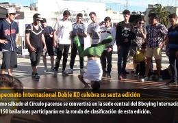 El Campeonato Internacional Doble KO celebra su sexta edición