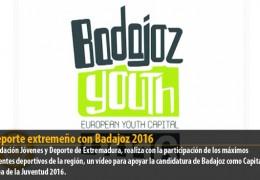 El deporte extremeño con Badajoz 2016