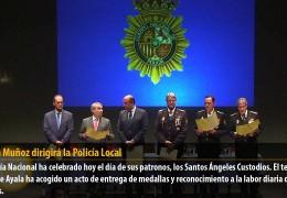 Rubén Muñoz dirigirá la Policía Local