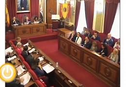 Pleno ordinario de octubre de 2013 del Ayuntamiento de Badajoz