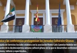 La música y las conferencias protagonizan las Jornadas Culturales Gitanas