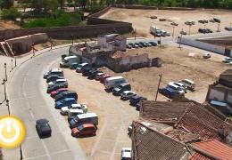 Redescubierta una galería de fusileros en las obras del Baluarte de San Pedro