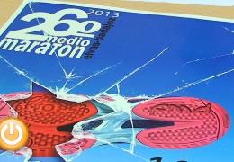 La participación en la  Media Maratón Elvas-Badajoz bate récord de inscritos