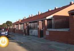 El alcalde visita las 32 viviendas de protección pública promovidas por la Inmobiliario Municipal
