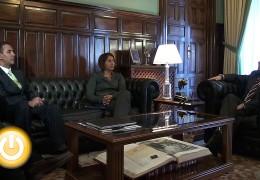 Una delegación de República Dominicana visita el Ayuntamiento