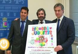 El Ayuntamiento y El Corte Inglés promueven una recogida de juguetes