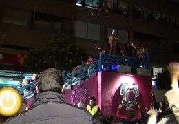 El Ayuntamiento cerrará con vallas el recorrido de la cabalgata de Reyes