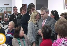 El alcalde visita el Centro de Mayores de María Auxiliadora