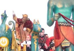 Vídeo resumen de la Cabalgata de Reyes 2014