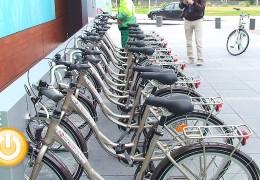 El Servicio Público de Alquiler de Bicicletas amplía su servicio