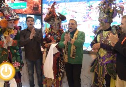 Los Chunguitos, pregoneros del Carnaval de Badajoz 2014