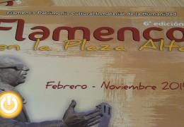 La Marelu abre el ciclo de flamenco en la Plaza Alta