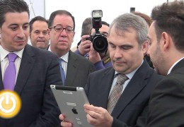 "La carpa ""InnovaTe"" de Telefónica llega a Badajoz"
