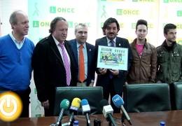La ONCE dedica un cupón al Carnaval de Badajoz