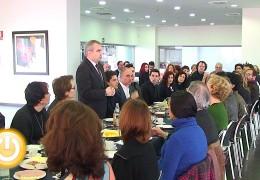 Fragoso mantiene un encuentro con representantes del sector de la belleza