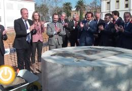 Cicytex amplía sus instalaciones en Badajoz con un nuevo edificio