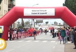 El Maratón Ciudad de Badajoz se solidariza con las enfermedades raras