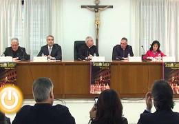 Presentada la Semana Santa de Badajoz 2014