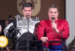 Pregón del Carnaval de Badajoz  2014