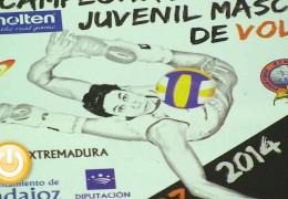 El futuro del voleibol nacional este fin de semana en Badajoz