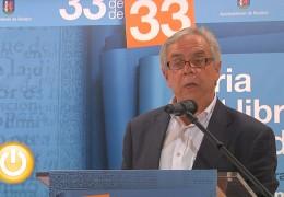 Pregón de la XXXIII Feria del Libro de Badajoz