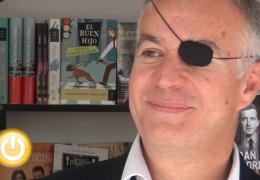 Esparza: «La novela histórica acerca a la gente a sus raíces».