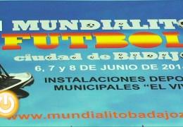 40 clubes participarán en el III Mundialito de fútbol Ciudad de Badajoz