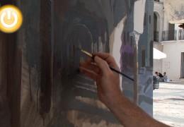 Concurso de Pintura al Aire Libre Ciudad de Badajoz 2013