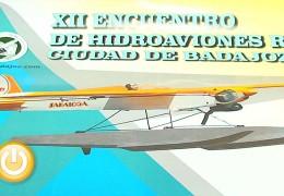 Hidroaviones sobrevolarán el Guadiana este fin de semana