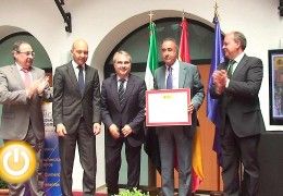 La Asociación de Comerciantes de la calle Menacho galardonada con el Premio Nacional de Comercio