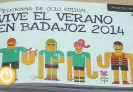 Presentado el programa de ocio Vive el Verano en Badajoz